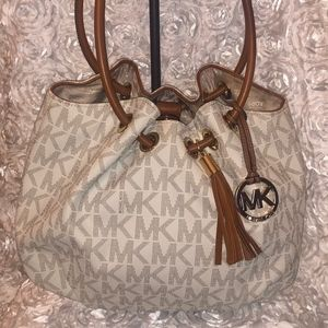 Michael Kors East West Ring Tote